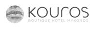 kouros-mykonos-logo